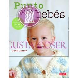 Punto para Bebés. 20 proyectos fáciles y rápidos