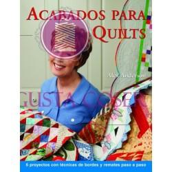 Acabados para quilts