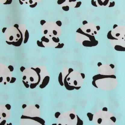 Algodon Oso panda