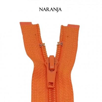 Cremallera Separador N5 Naranja