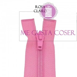 Cremallera Separador N5 Rosa