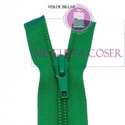 Cremallera Separador N5 Verde