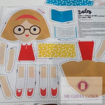 Muñecas Bailey y Kensie