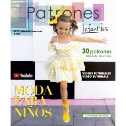 Revista Patrones infantiles 12