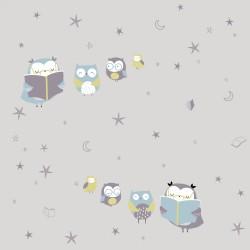 Tela jersey Readings Owls
