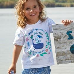 Tela Under the Sea (Panel camiseta)