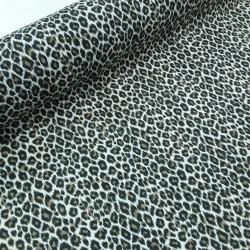 Popelín leopardo