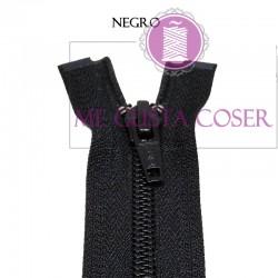 Cremallera Separador N5 Negro