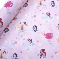 Popelín Princesas Disney