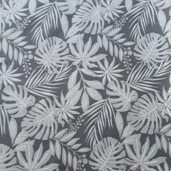 Tela culla Hawaii gris