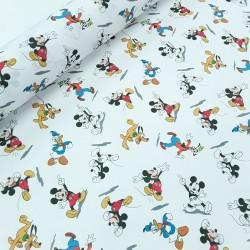 Popelín Mickey y amigos