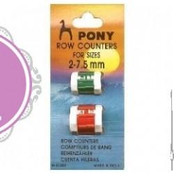 Cuentapasadas Pony